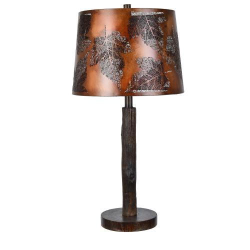 Oak Run Table Lamp