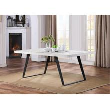View Product - Rectangular Dining Table