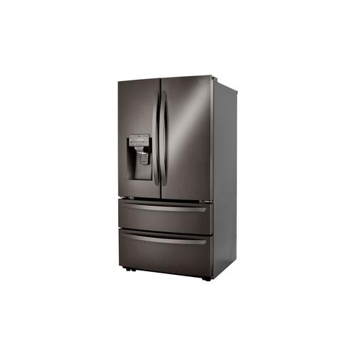 28 cu ft. Smart Double Freezer Refrigerator with Craft Ice™