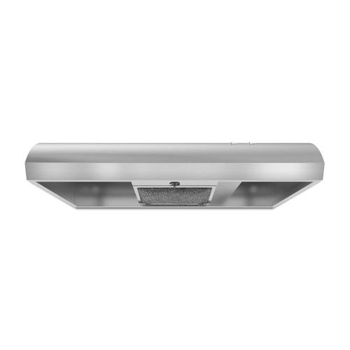 """Amana Canada - 30"""" Range Hood with the FIT System"""