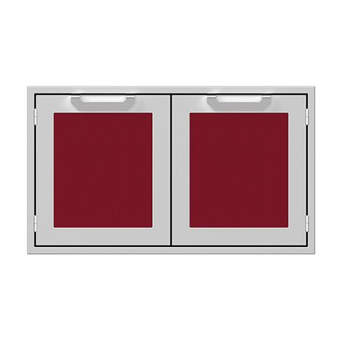 """Hestan - 36"""" Hestan Outdoor Double Sealed Pantry - AGLP Series - Tin-roof"""