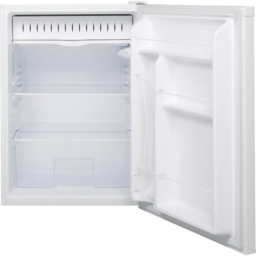 GE 5.6 Cu. Ft. Compact Refrigerator White GCE06GGHWW