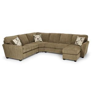643 Sectional