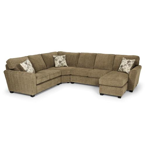 Stanton Furniture - 643 Sectional