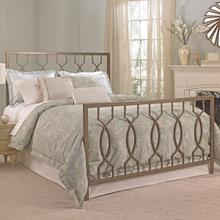 See Details - B540 No Tools Assembly Serta Metal Bed in Elegant Bronze Finish
