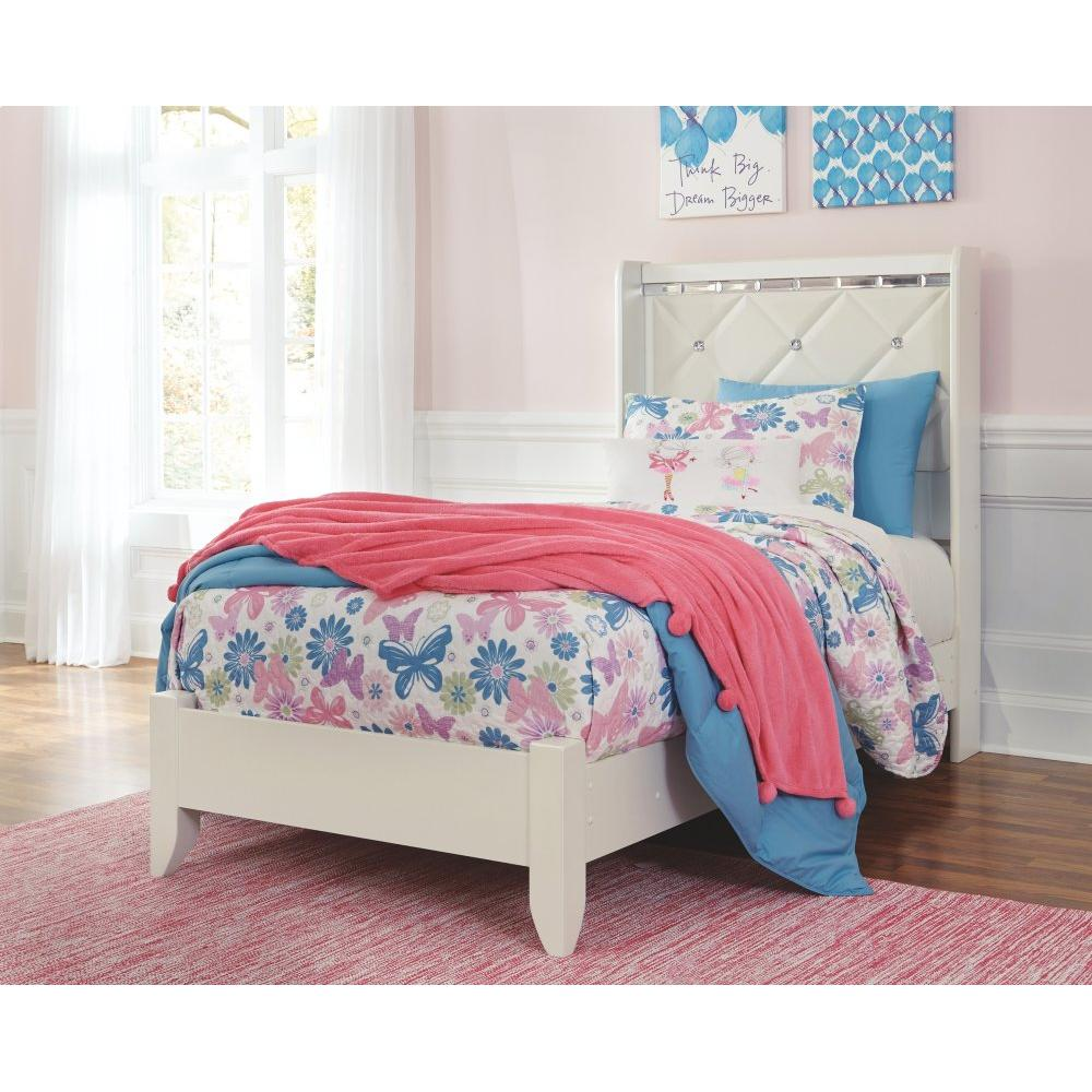 Dreamur Twin Panel Bed