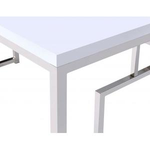 Alize Desk, White