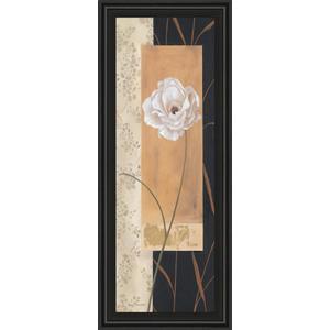 """""""Black & Gold Il"""" By Carol Robinson Framed Print Wall Art"""