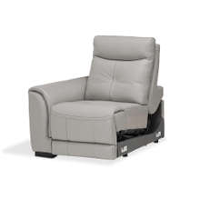 See Details - Mia Bella Bentley L A F Motion Chair Espresso