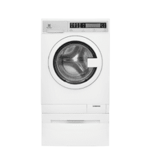 Product Image - Compact Washer with IQ-Touch® Controls featuring Perfect Steam - 2.4 Cu. Ft.