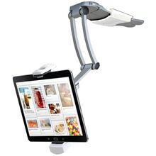 See Details - 2-in-1 Kitchen Mount Stand for iPad®/Tablet