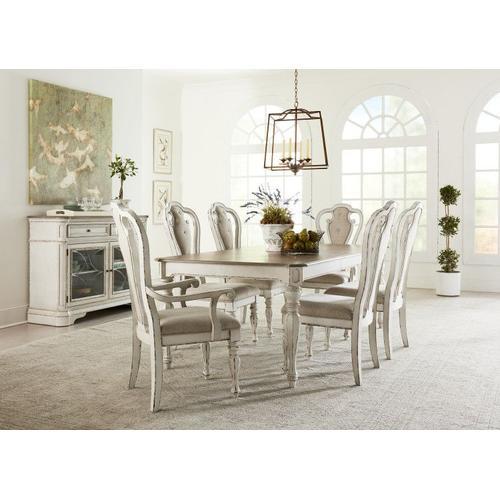 Standard Furniture - Stevenson Manor Buffet, Distressed White