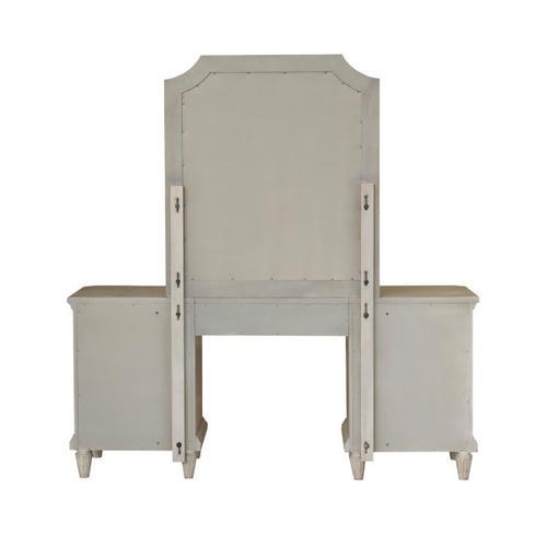 Pulaski Furniture - Linen Grace Vanity Mirror