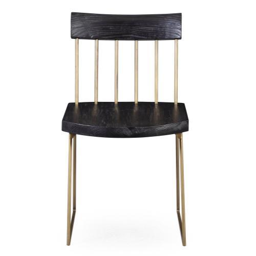 Tov Furniture - Madrid Pine Chair (Set of 2)