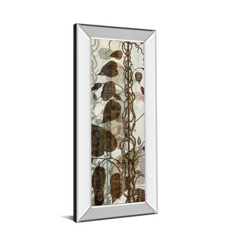 """Climbers III"" By James Burghardt Mirror Framed Print Wall Art"