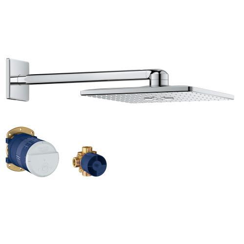 "Product Image - Rainshower Smartactive 310 Shower Head Set, 12"" - 2 Sprays, 1.75 Gpm"