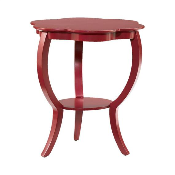 Hammary - Red Flower Table