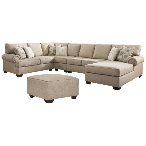 Product Image - Baceno 4-piece Sectional With Chaise