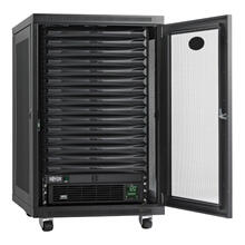 EdgeReady Micro Data Center - 15U, 1.5 kVA UPS, Network Management and PDU, 120V Kit