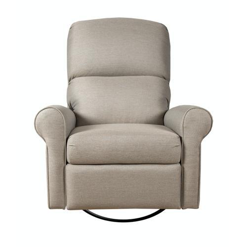 Capris Furniture - Powered Swivel Glider Recliner.