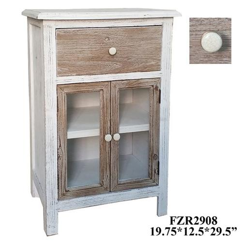 """Product Image - 19.75X12.5X29.5"""" WOODEN CABINET, 1 PC PK, 5.75'"""