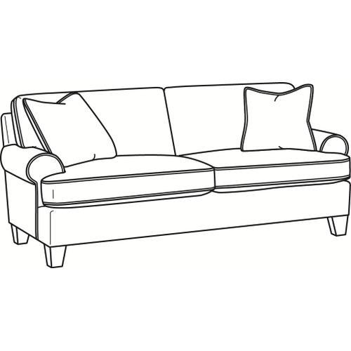 Braxton Culler Inc - Grand Park Loft Full Sleeper Sofa