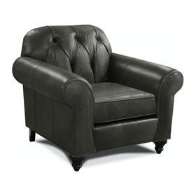 8N04LS Evan Leather Chair