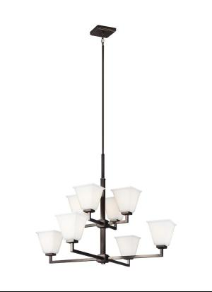 Eight Light Chandelier Product Image