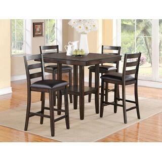 Tahoe Counter Height 5-piece Set