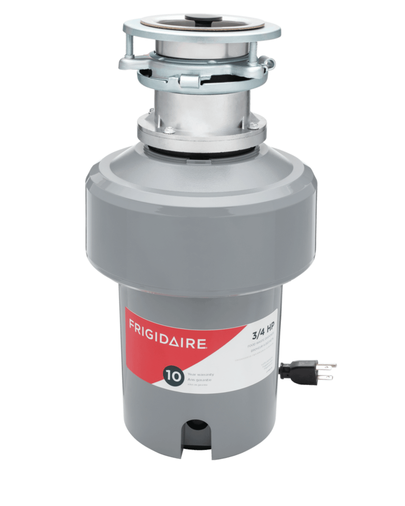 3/4HP Batch Feed Corded Disposer