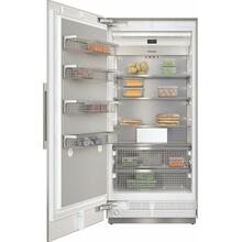F 2911 SF MasterCool freezer For high-end design and technology on a large scale.
