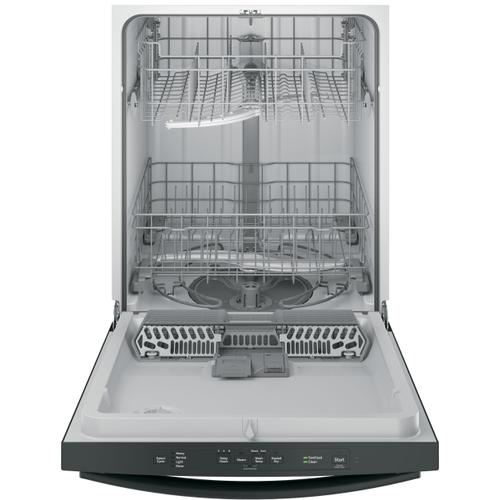 GE Appliances - GE® Dishwasher with Hidden Controls