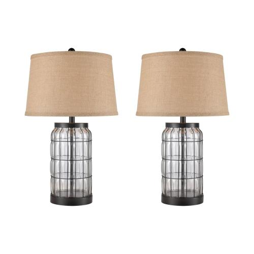 Stein World - Yankee Hill Table Lamp (set of 2)