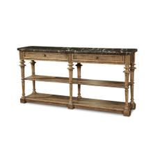 Pavilion Console Table - Barley