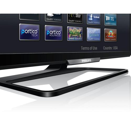 Philips - 4000 series LED-LCD TV