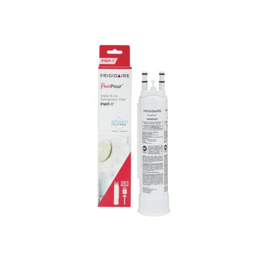 Frigidaire - Frigidaire PurePour™ Water and Ice Refrigerator Filter PWF-1™