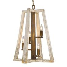 Pilar 4 Light Pendant