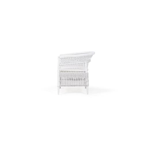 Liberty Occasional Chair - White