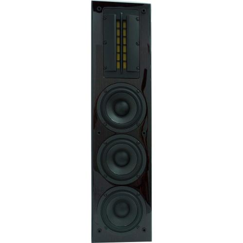 Sunfire - Cinema Ribbon Trio On-Wall Loudspeaker - Lacquered Rosewood