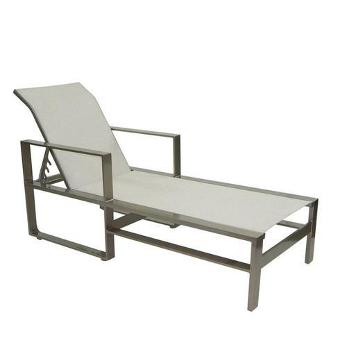 Castelle - Park Place Sling Chaise Lounge