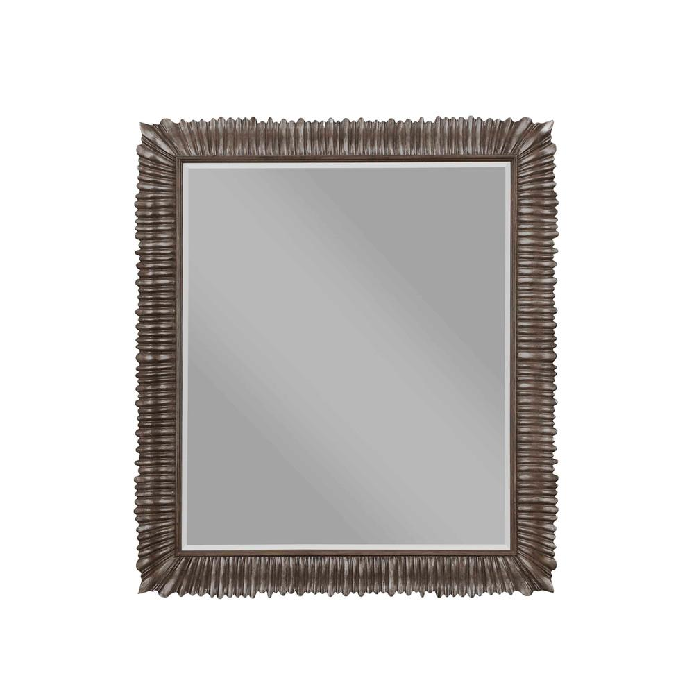 Landmark Carved Mirror