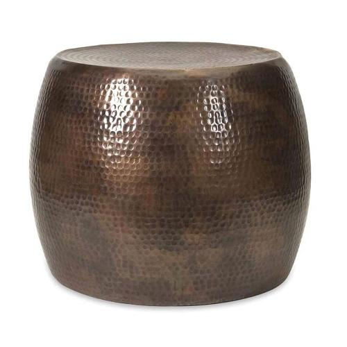 A & B Home - Nuria Short Accent Table