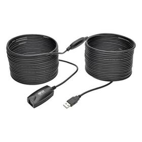 USB 2.0 Active Extension Repeater Cable (USB-A M/F), 15 m (49 ft.)