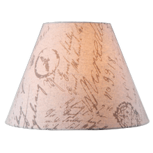 See Details - Tapered Shade