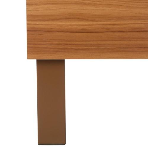 Vanna Lift- Top Coffee Table - Walnut