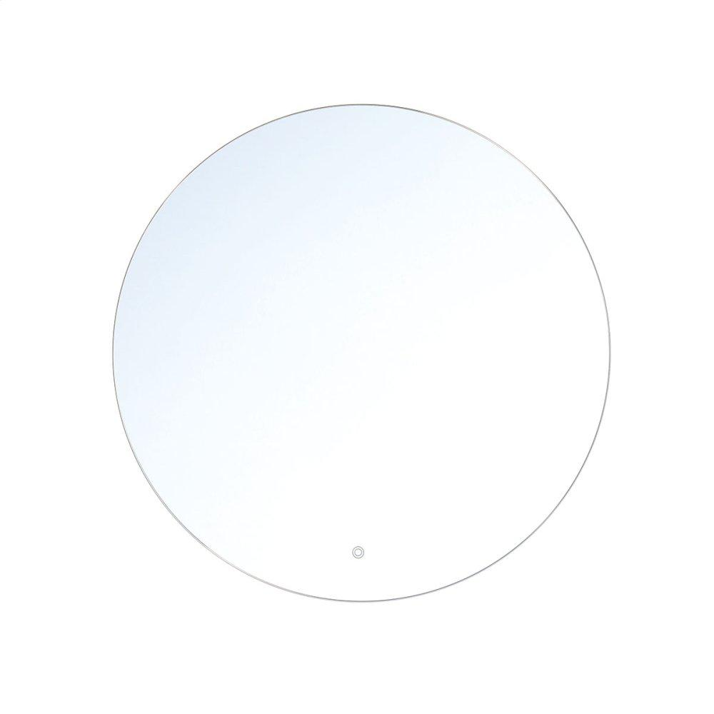 """See Details - 24"""" ROUND LED MIRROR"""