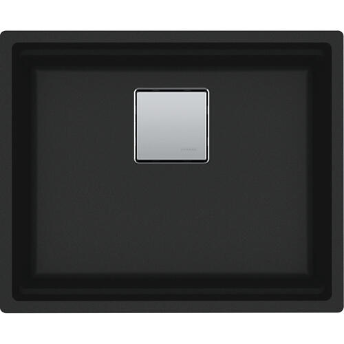Franke - Peak PKG11020MBK Granite Matte Black