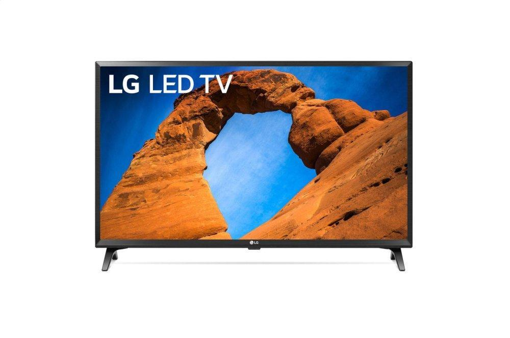 "LG LK610BPUA-Series 32/""-Class HDR HD Smart LED TV with 720p Resolution"
