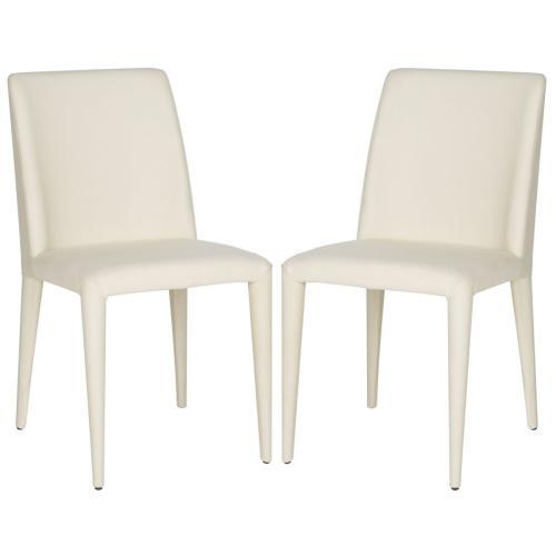 Garretson 18'' Linen Side Chair - Beige