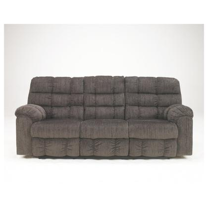Acieona Reclining Sofa With Drop Down Table